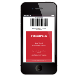 Freshtix mobile ticketing